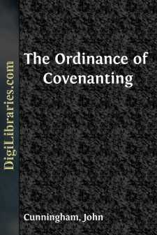 The Ordinance of Covenanting
