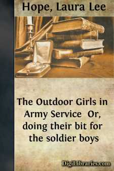 The Outdoor Girls in Army Service  Or, doing their bit for the soldier boys