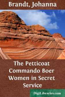 The Petticoat Commando Boer Women in Secret Service