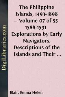 The Philippine Islands, 1493-1898 - Volume 07 of 55 