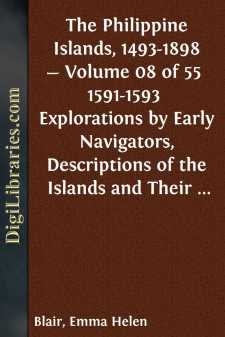 The Philippine Islands, 1493-1898 - Volume 08 of 55 
