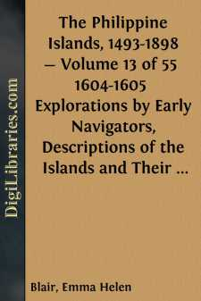 The Philippine Islands, 1493-1898 - Volume 13 of 55 