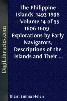 The Philippine Islands, 1493-1898 - Volume 14 of 55 