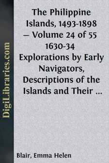 The Philippine Islands, 1493-1898 - Volume 24 of 55 