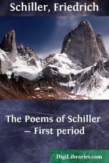 The Poems of Schiller - First period