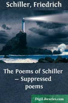 The Poems of Schiller - Suppressed poems