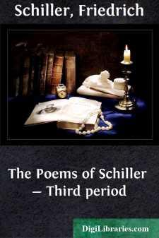 The Poems of Schiller - Third period