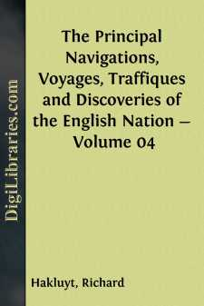 The Principal Navigations, Voyages, Traffiques and Discoveries of the English Nation - Volume 04