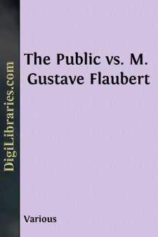 The Public vs. M. Gustave Flaubert