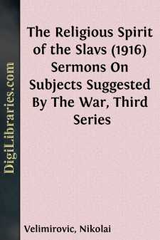 The Religious Spirit of the Slavs (1916)