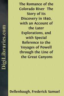 The Romance of the Colorado River 