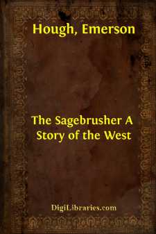 The Sagebrusher A Story of the West