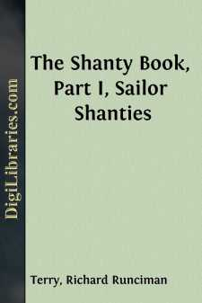 The Shanty Book, Part I, Sailor Shanties