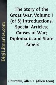 The Story of the Great War, Volume I (of 8)