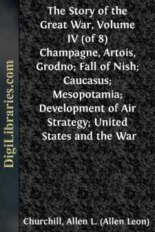 The Story of the Great War, Volume IV (of 8)