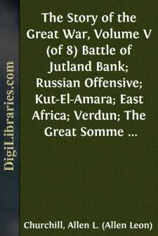 The Story of the Great War, Volume V (of 8)