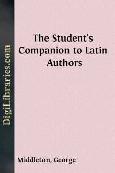 The Student's Companion to Latin Authors
