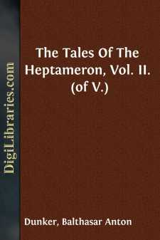 The Tales Of The Heptameron, Vol. II. (of V.)