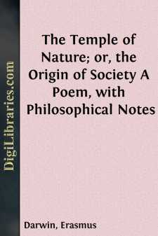 The Temple of Nature; or, the Origin of Society