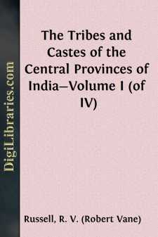 The Tribes and Castes of the Central Provinces of India-Volume I (of IV)