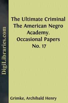 The Ultimate Criminal
