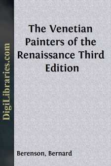 The Venetian Painters of the Renaissance