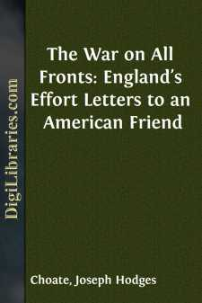 The War on All Fronts: England's Effort