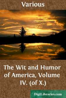 The Wit and Humor of America, Volume IV. (of X.)