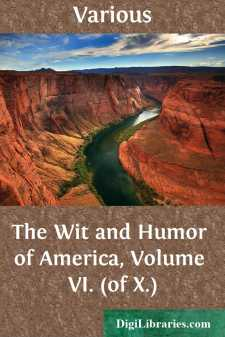 The Wit and Humor of America, Volume VI. (of X.)