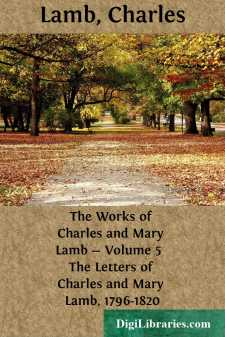 The Works of Charles and Mary Lamb - Volume 5 