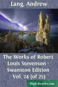 The Works of Robert Louis Stevenson - Swanston Edition Vol. 24 (of 25)