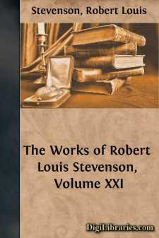 The Works of Robert Louis Stevenson, Volume XXI