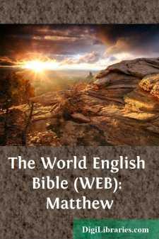 The World English Bible (WEB): Matthew