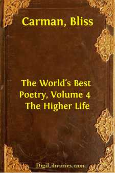 The World's Best Poetry, Volume 4  The Higher Life