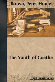The Youth of Goethe