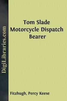 Tom Slade Motorcycle Dispatch Bearer