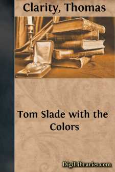 Tom Slade with the Colors