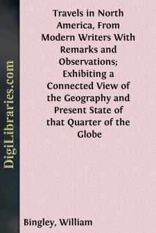 Travels in North America, From Modern Writers
