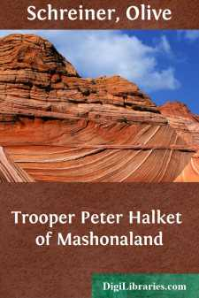 Trooper Peter Halket of Mashonaland