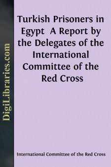 Turkish Prisoners in Egypt  A Report by the Delegates of the International Committee of the Red Cross