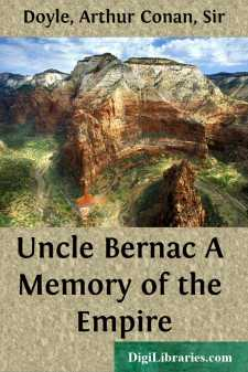 Uncle Bernac A Memory of the Empire