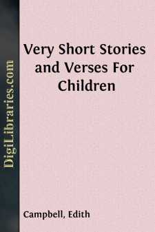 Very Short Stories and Verses For Children