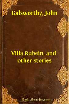 Villa Rubein, and other stories