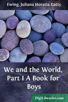 We and the World, Part I A Book for Boys