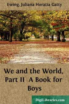 We and the World, Part II  A Book for Boys