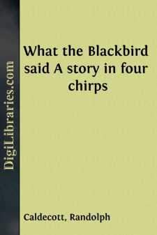 What the Blackbird said