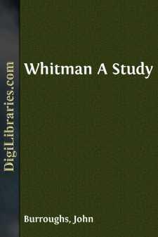 Whitman A Study