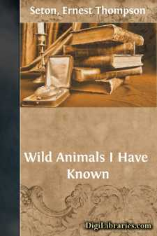 Wild Animals I Have Known