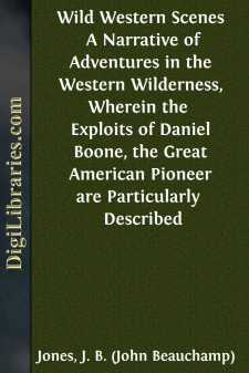 Wild Western Scenes 