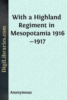 With a Highland Regiment in Mesopotamia